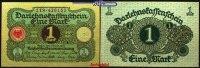1 Mark 1920 1,03 Deutsches Reich Inflation, Darlehens kassenschein, Ro.... 1,50 EUR  + 7,00 EUR frais d'envoi