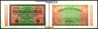 20 000 Mark 1923 20,02 Deutsches Reich Inflation, Reichsbanknote, Ro.84... 2,00 EUR  + 7,00 EUR frais d'envoi