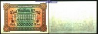 Deutsches Reich 1 Million Mark 1923 20,02 III-IV Inflation, Reichsbankno... 2,50 EUR