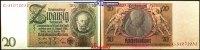 20 Reichs mark 1929 22.01 Deutsches Reich Reichsbank, Werner von Siemen... 2,00 EUR  + 7,00 EUR frais d'envoi