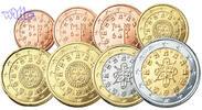 1 Cent -2 Euro, 3,88 2006 Portugal Kursmünzen, kompl. Satz 2006 stgl  22,00 EUR  + 7,00 EUR frais d'envoi