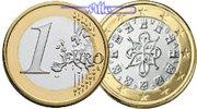 1 Euro 2007 Portugal Kursmünze, 1 Euro * stgl  69,90 EUR  + 17,00 EUR frais d'envoi