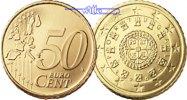 50 Cent 2005 Portugal Kursmünze, 50 Cent stgl  6,00 EUR  + 7,00 EUR frais d'envoi