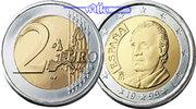 2 Euro 2002 Spanien Kursmünze, 2 Euro stgl  8,00 EUR  zzgl. 3,95 EUR Versand