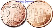 5 Cent 2005 Spanien Kursmünze, 5 Cent stgl  2,00 EUR  zzgl. 3,95 EUR Versand