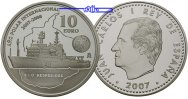 Spanien 10 Euro 2007 <b>PP</b> Internation...