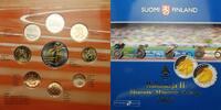 8,88 2005 Finnland Kursmünzensatz / 2. Ausgabe mit 5 Euro-Gedenkmünze L... 18,00 EUR  zzgl. 3,95 EUR Versand