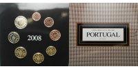 3,88 2008 Portugal Kursmünzensatz stglimBlister  59,00 EUR  + 17,00 EUR frais d'envoi