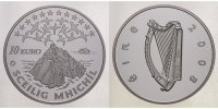 Irland 10 Euro 2008 <b>PP</b> Skellig Mich...