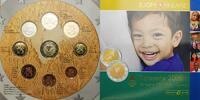 5,88 € 2008 Finnland Kursmünzensatz / 2. Ausgabe mit 2 € Sondermünze Me... 19,50 EUR  zzgl. 3,95 EUR Versand