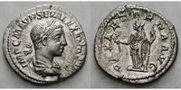 Denar  Römische Kaiserzeit SEVER. ALEXANDER 222-235 na. Chr. ss+  89,00 EUR  + 17,00 EUR frais d'envoi