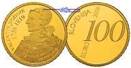 100 Euro + 30 Euro 2008 Slowenien Valentin Vodnik 1758-1819 - 2.Goldmün... 798,00 EUR  + 23,00 EUR frais d'envoi