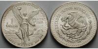 1 Onza 1982 Mexiko Siegesgöttin stgl  78,50 EUR  + 17,00 EUR frais d'envoi