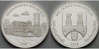 333/1000 Silbermedaille 2010 Bielefeld Medaille-800 Jahre Bielefeld - S... 52,80 EUR  + 17,00 EUR frais d'envoi