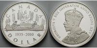 1 $ 2010 Kanada 75.Jubiläum Voyageur(1935-2010),-75 Jahre Dollar-,inkl.... 119,50 EUR101,58 EUR  + 17,00 EUR frais d'envoi