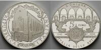 5 Euro 2010 Italien Kloster Santa Chiara in Neapel / Silber, inkl. Kaps... 62,50 EUR  + 17,00 EUR frais d'envoi