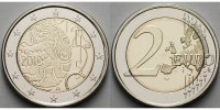 2 Euro 2010 Finnland 150 Jahre Finnische Währung stgl  5,90 EUR  + 7,00 EUR frais d'envoi