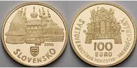 100 Euro8,55gfein26 mm Ø 2010 Slowakei Holzkirchen im slowakischen Teil... 498,00 EUR  zzgl. 5,00 EUR Versand
