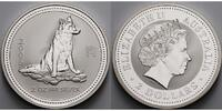 Australien 2 $,<b>2 oz.</b> 2006 stgl Jahr...