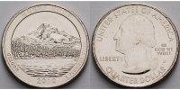 1/4 $ 2010 D USA Mount Hood /D - Kupfer-Nickel - vz  2,00 EUR  + 7,00 EUR frais d'envoi