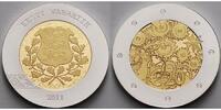 20 Euro27,25 mm Ø 2011 Estland Estlands Beitritt zum Euro, als Bimetall... 639,00 EUR kostenloser Versand