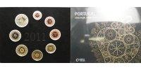 3,88 € 2011 Portugal Kursmünzensatz PPimBlister  89,00 EUR  + 17,00 EUR frais d'envoi