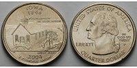 1/4 $ 2004 P USA Iowa P - Kupfer-Nickel - vz  5,00 EUR  zzgl. 3,95 EUR Versand