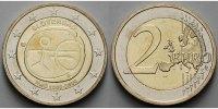 2 Euro 2009 Slowakei 10 Jahre Europäische Wirtschafts- u. Währungsunion... 4,50 EUR  + 7,00 EUR frais d'envoi