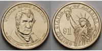 1 $ 2009 P USA William Henry Harrison/ Kupfer-Nickel, Philadelphia vz  3,50 EUR  zzgl. 3,95 EUR Versand