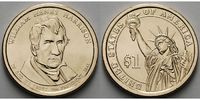 USA 1 $ 2009 D vz William Henry Harrison / Kupfer-Nickel, Denver 3,50 EUR