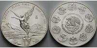 2 Onza,2 oz. 2009 Mexiko Siegesgöttin, 2 Onza stgl  104,50 EUR  + 17,00 EUR frais d'envoi