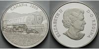 20 $ 2009 Kanada Kanadische Pacific Lokomotive, inkl. Etui & Zertifikat... 89,00 EUR  + 17,00 EUR frais d'envoi