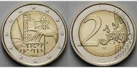 2 Euro 2009 Italien 200. Geburtstag Louis Braille 1809 - 2009 stgl  4,50 EUR  zzgl. 3,95 EUR Versand