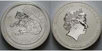 Australien 30 $,<b> 1 kg </b> 2010 stgl Ja...