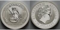 10 $,10 oz. 2004 Australien Jahr des Affen / Chines. Tierkreiszeichen 2... 725,00 EUR  + 23,00 EUR frais d'envoi