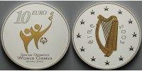 10 Euro 2003 Irland Special Olympics farbig, inkl. Etui & Zertifikat & ... 85,00 EUR  + 17,00 EUR frais d'envoi