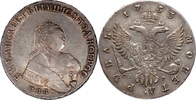 Rouble 1753 Russia Russia 1753-ММД Elizabeth Silver Rouble PCGS XF-45 X... 899,99 EUR  zzgl. 30,00 EUR Versand