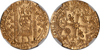 Franc a Pied  France France Charles V Gold Franc a Pied NGC MS-63 MS-63  3299,99 EUR  zzgl. 30,00 EUR Versand
