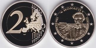 2 Euro 2016 Monaco Wir fiebern mit: 10 Eur...