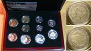 7,88 € 2012 Luxemburg Original Kursmünzensatz PP  125,00 EUR
