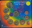 5,88 € 2005 Spanien Original Kursmünzensatz mit Gedenkmünze Don Quijote... 23,00 EUR18,50 EUR