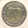 2,00€ 2005 Belgien Belgisch-luxemb. Ökonomischer Vertrag prägefrisch  14,00 EUR