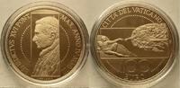 100,00€ 2008 Vatikan Sixtinische Kapelle - Die Schaffung des Mannes PP  4995,00 EUR