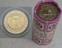 50€ 2007 Belgien Römische Verträge 2€ Gedenkmünze ROLLE bfr  65,00 EUR