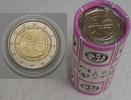 50€ 2009 Belgien Gedenkmünze 10 Jahre Währungsunion ROLLE bfr  65,00 EUR