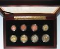 3,88 € 2009 Belgien Original Kursmünzensatz der belgischen Münze PP  65,00 EUR