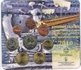 3,88€ 2010 Griechenland Original Kursmünzensatz stgl  35,00 EUR