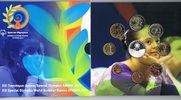 13,88 € 2011 Griechenland Original Kursmünzensatz - Special Olympics At... 59,00 EUR