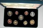 5,88€ 2009 Irland Original Kursmünzensatz - 10 Jahre Euro PP - Proof  89,00 EUR