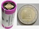 € 2 2015 Malta Gedenkmünze 1974 Ausrufung der Republik bankfrisch  5,00 EUR
